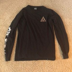 Huf long sleeve tee